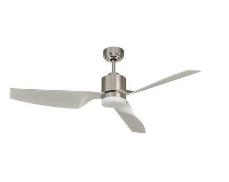 Lucci Plafondventilator Airfusion Climate II RVS incl. Lamp