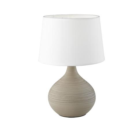 Tafellamp Martin Cappucino