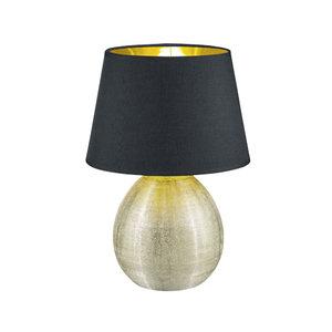Tafellamp Luxor Zwart Goud