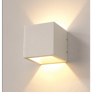 Artdelight Wandlamp LED Cube WIT IP54