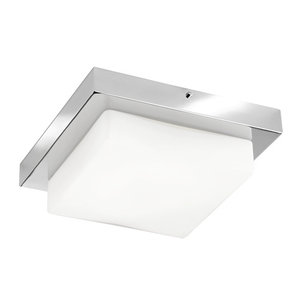 Plafondlamp Sam Chroom IP44