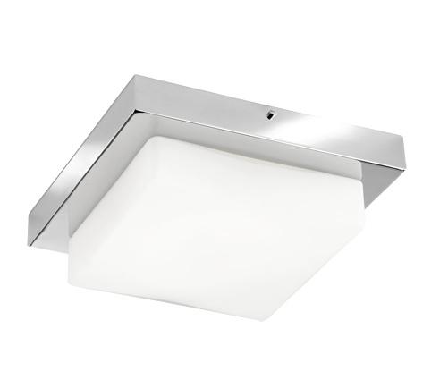Plafondlamp Sam Chroom IP44