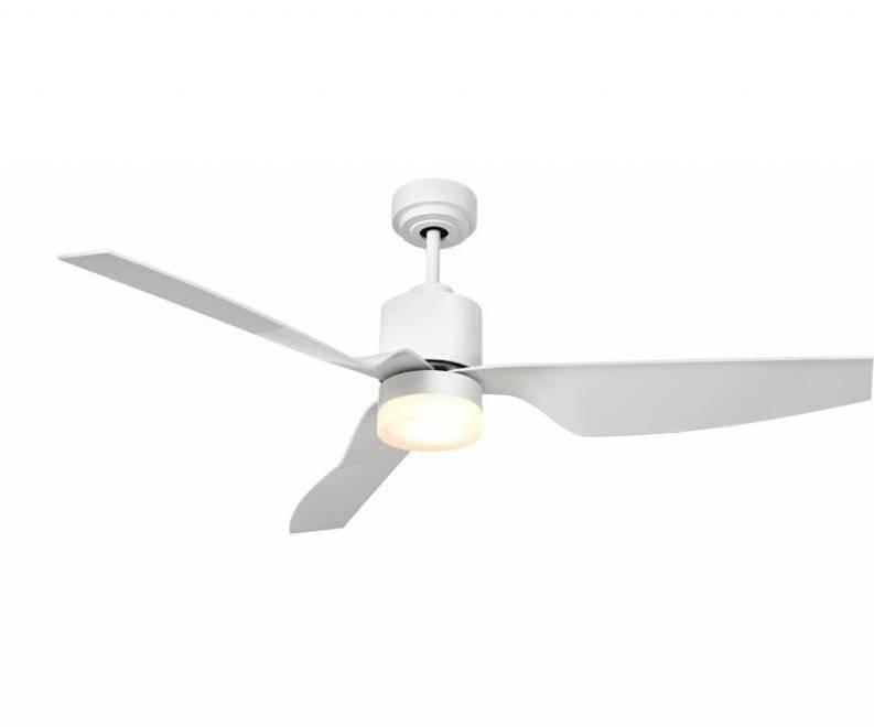 Lucci Plafondventilator Air Wit incl. Lamp