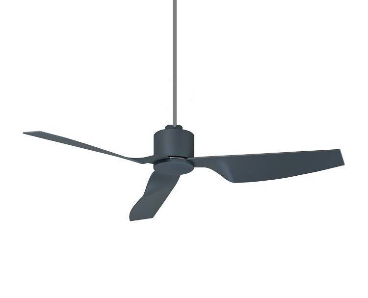 Lucci Plafondventilator Airfusion Climate II Charcoal incl. Down Rod 36inch