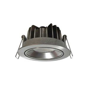 Artdelight Inbouwspot LED Rond 10Watt IP44 Aluminium