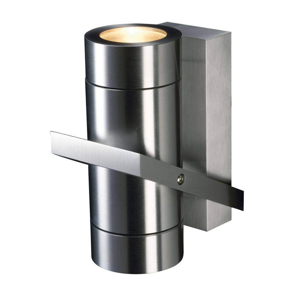 Artdelight Wandlamp Double Aluminium IP54