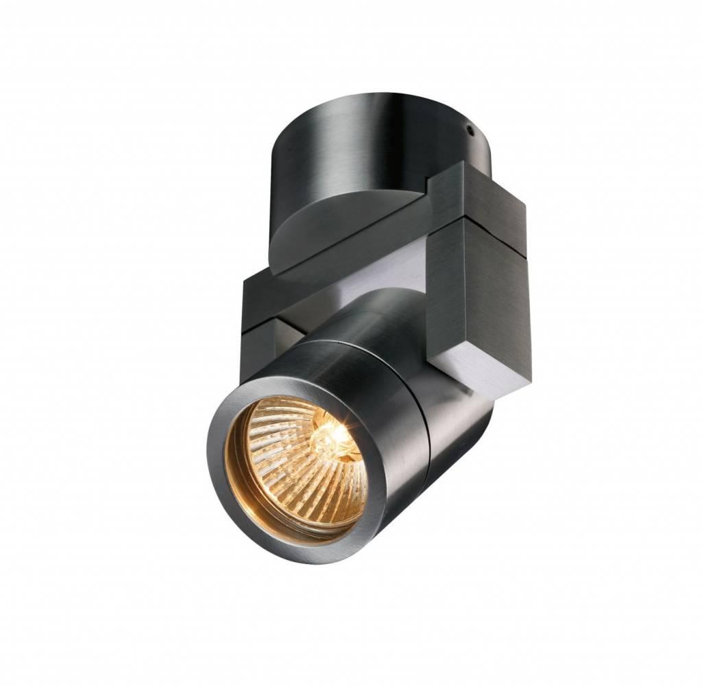 Artdelight Wandlamp Single Aluminium IP54