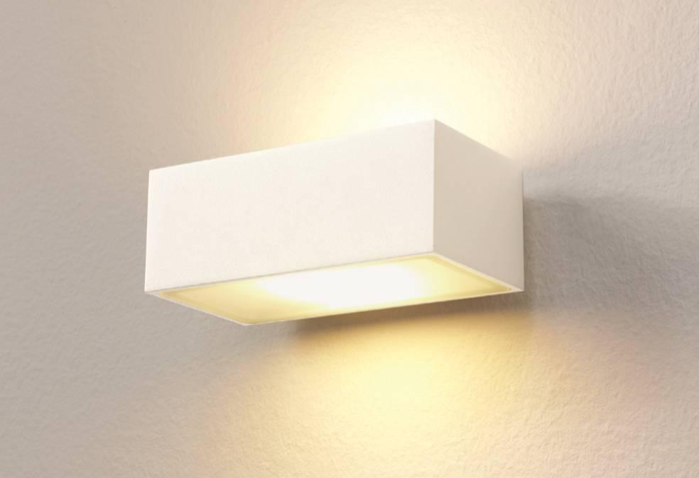 Artdelight Wandlamp LED Eindhoven 100 Wit IP54