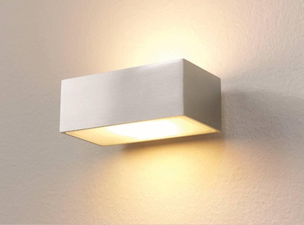 Artdelight Wandlamp LED Eindhoven 100 Aluminium IP54