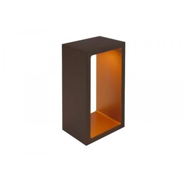 Tafellamp Rock Zwart Goud Led