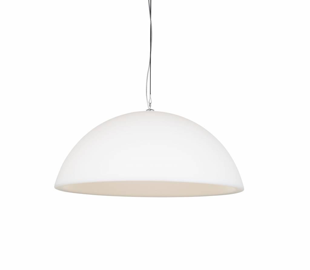 Hanglamp Basic Dome 60 White