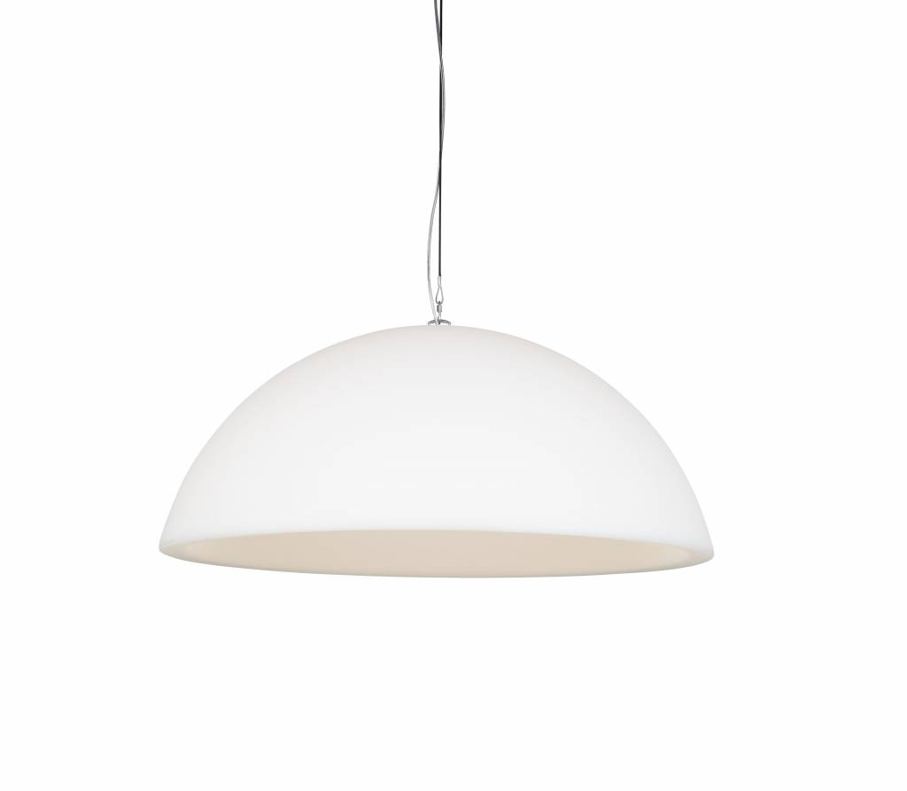 Formadri Hanglamp Basic Dome 60 White
