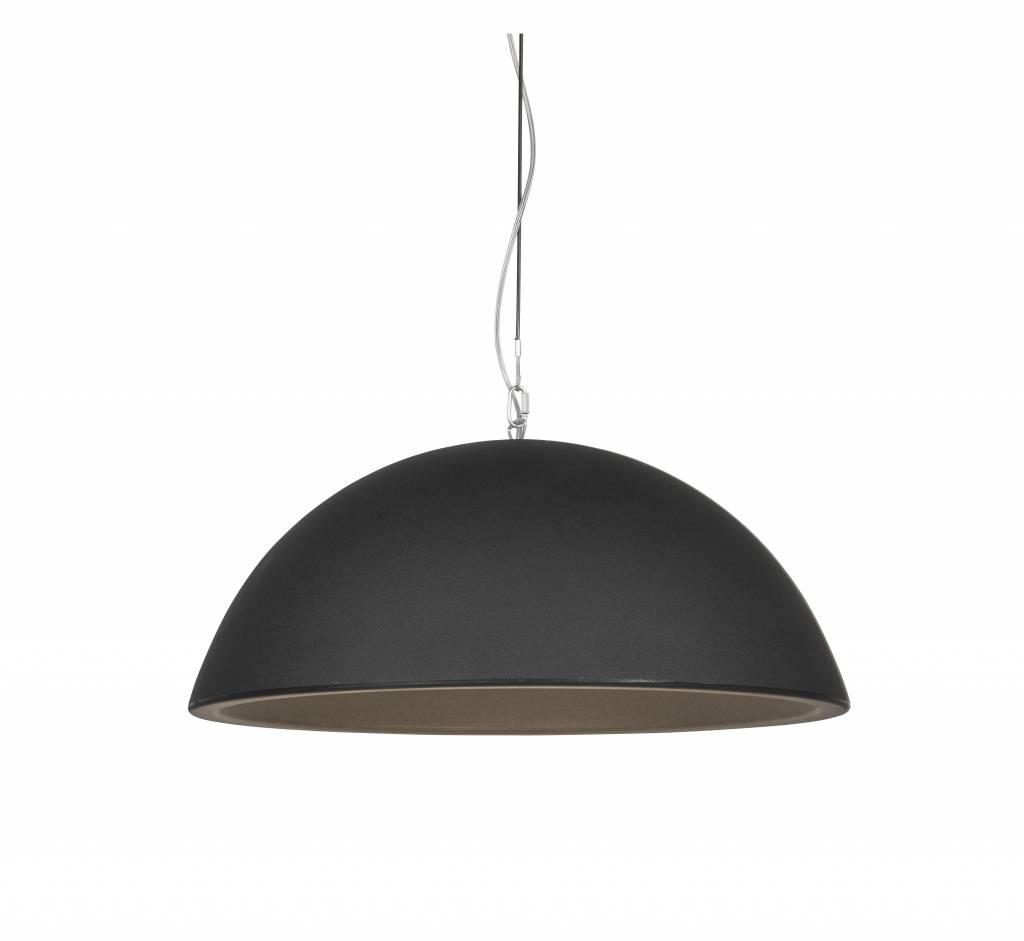 Formadri Hanglamp Basic Dome 60 Black