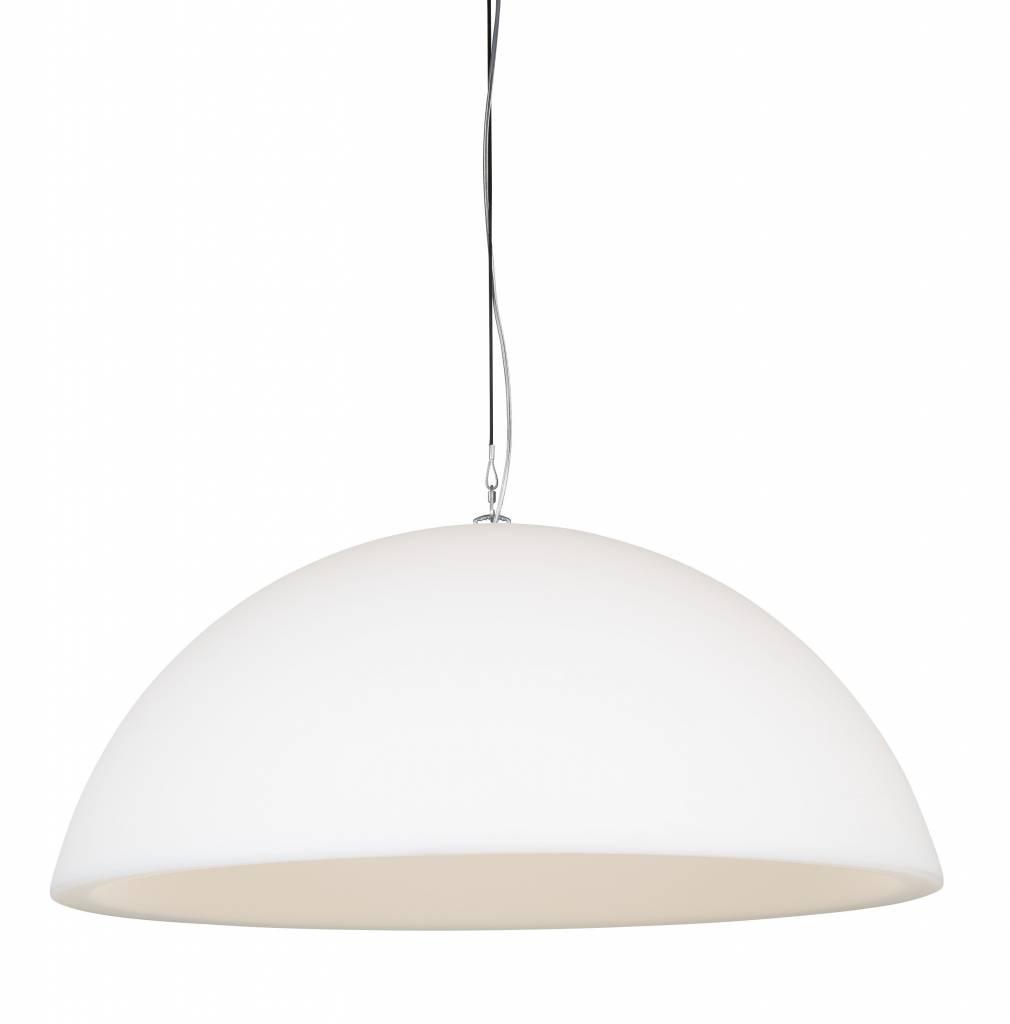 Hanglamp Basic Dome 90 White