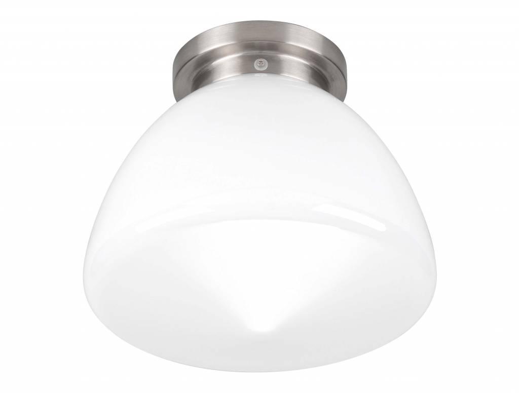 Op Design & Trends: Alles voor de inrichting van uw woning is alles over licht te vinden: waaronder lampentoppers en specifiek Plafondlamp Art-Deco Glasgow 25cm