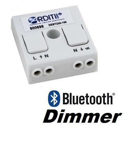 Bluetooth Dimmer Incl. Gratis Casambi App