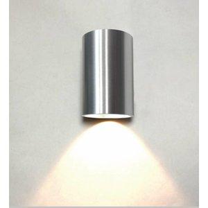 Artdelight Wandlamp Brody II Aluminium Led IP54