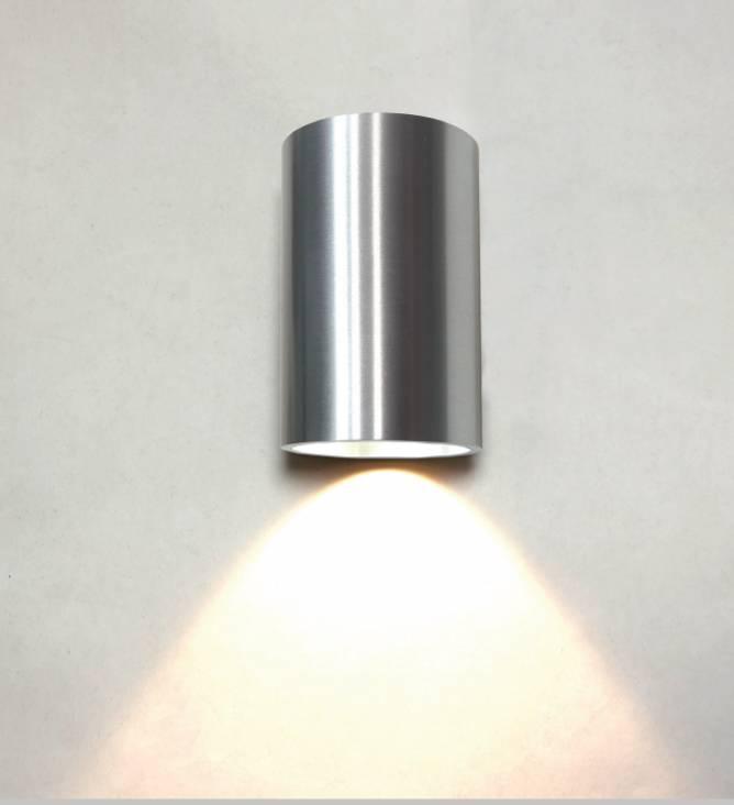 Wandlamp Brody II Aluminium Led IP54
