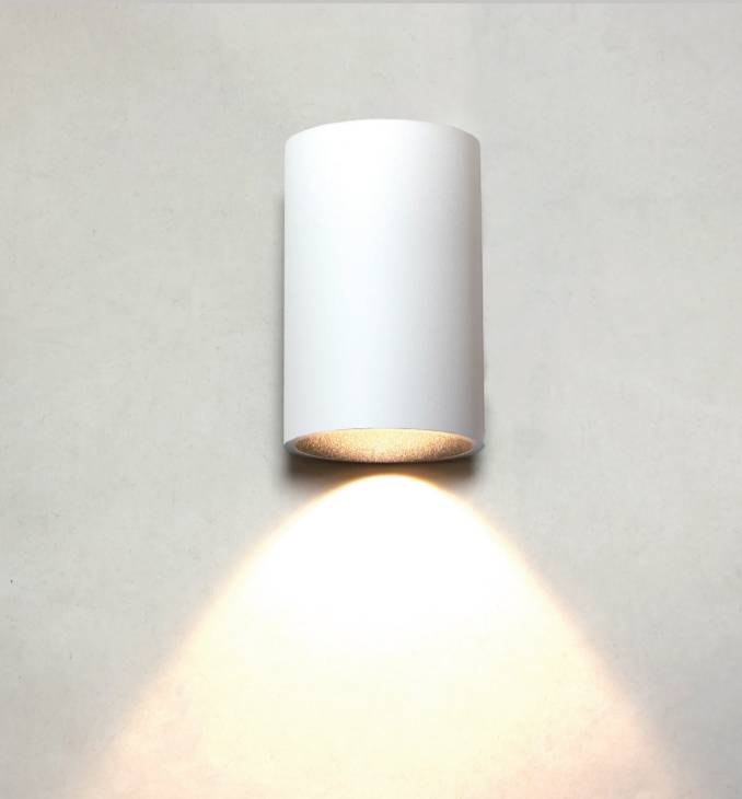 Wandlamp Brody II Wit Led IP54
