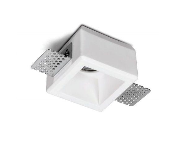 Artdelight Inbouwspot Vierkant Gipsy Mini Verdiept GU10