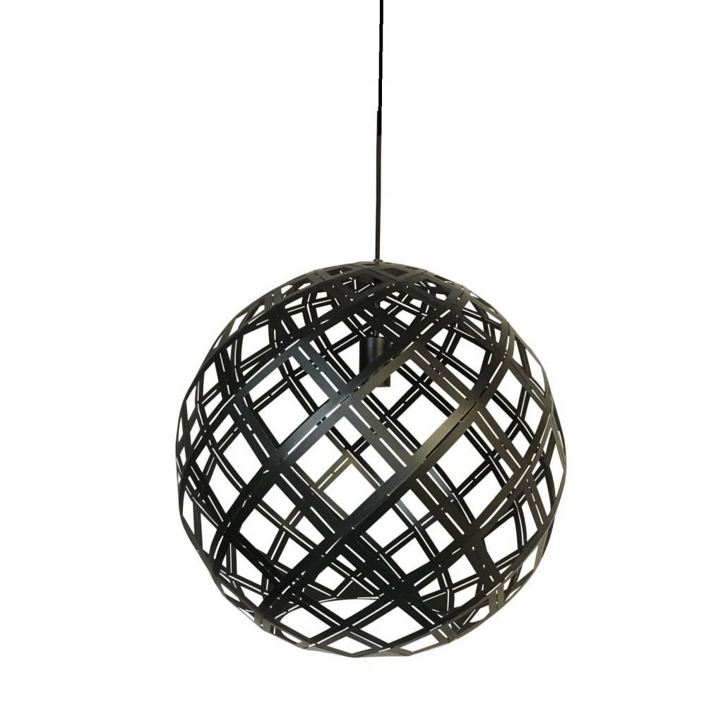 Hanglamp Emma Zwart 50cm