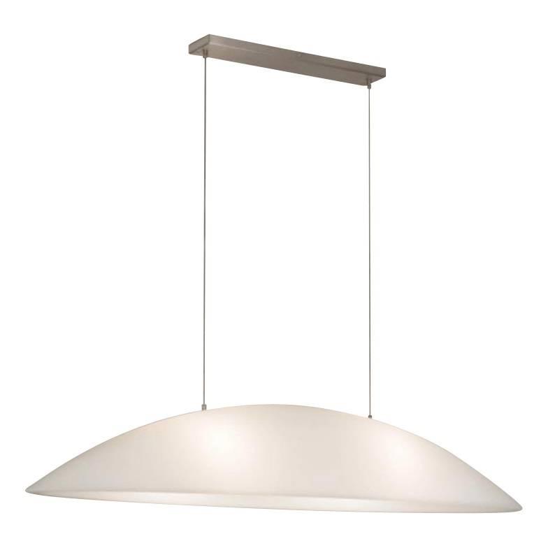 Hanglamp Oval 150 White