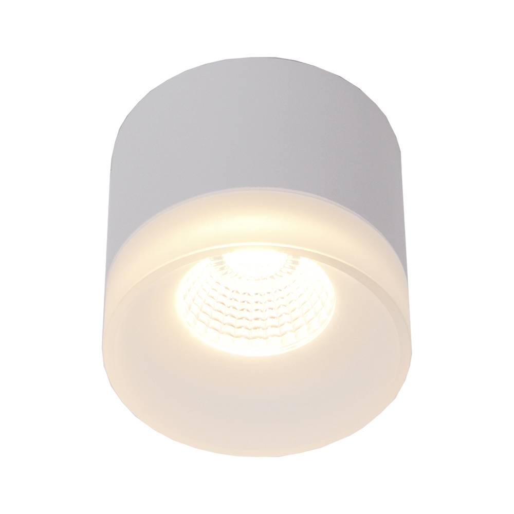 Artdelight Plafondlamp Mateo Wit Led