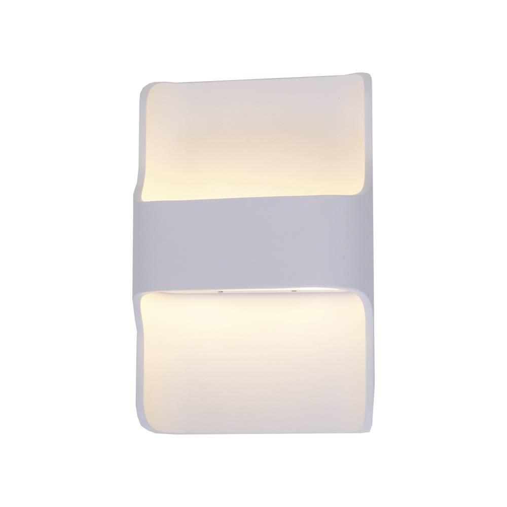 Artdelight Wandlamp LED Dallas Wit IP54