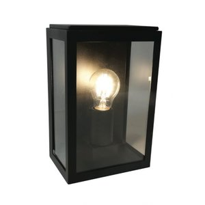 Buitenlamp Rowin Zwart 25cm