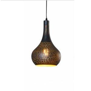 Hanglamp Kegel Black Vintage 1 Lichts