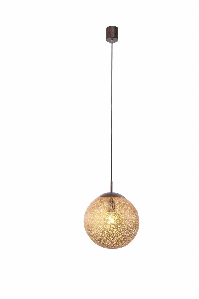 Hanglamp GRETA Roest 30cm