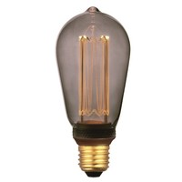 Plafondlamp Aglio Mat Zwart 33cm