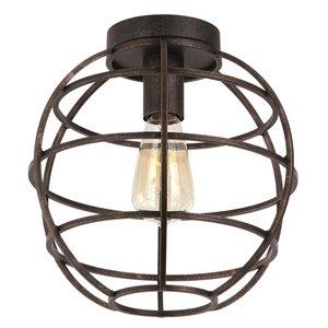 Plafondlamp Pianeta Antiek Goud 27cm