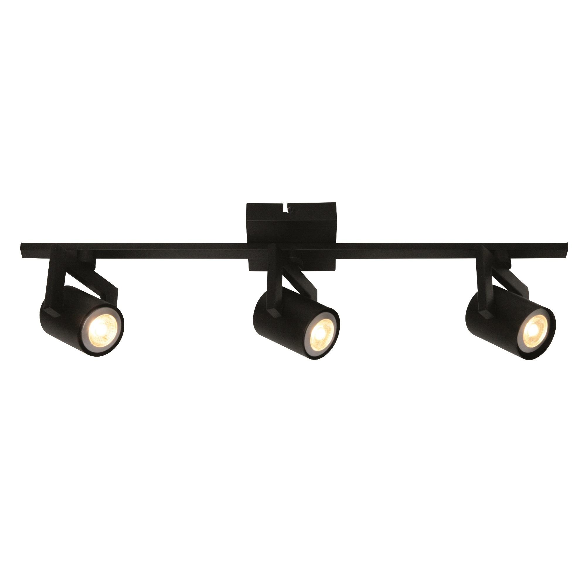 Op Design & Trends: Alles voor de inrichting van uw woning is alles over licht te vinden: waaronder lampentoppers en specifiek Spot Valvoled LED Zwart 3 Lichts