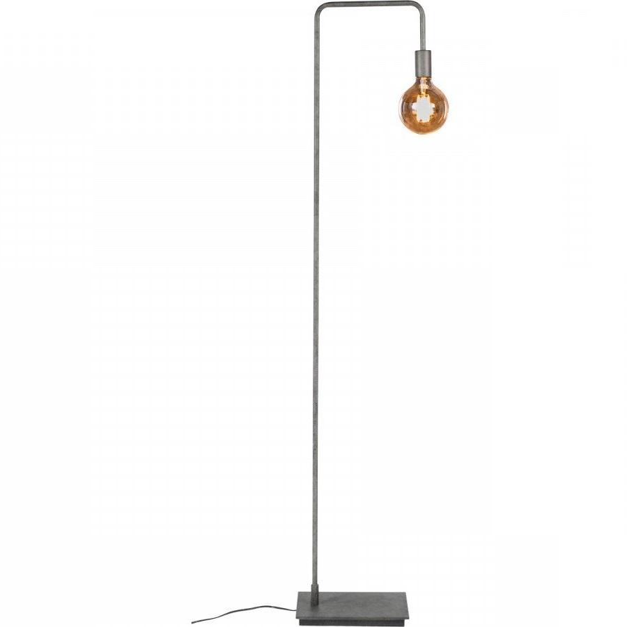 Vloerlamp Ranke Old Silver 150cm