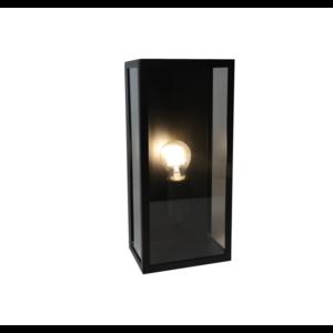 Buitenlamp Rowin Zwart 35cm