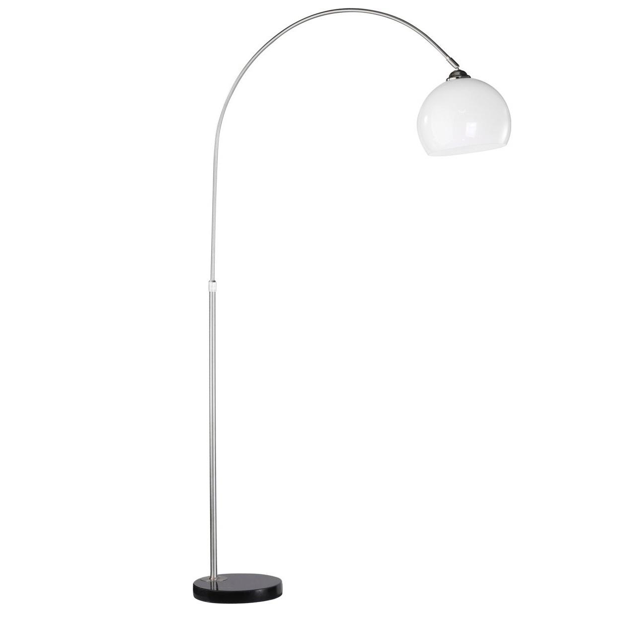 Vloerlamp Booglamp Klein 25cm Bol
