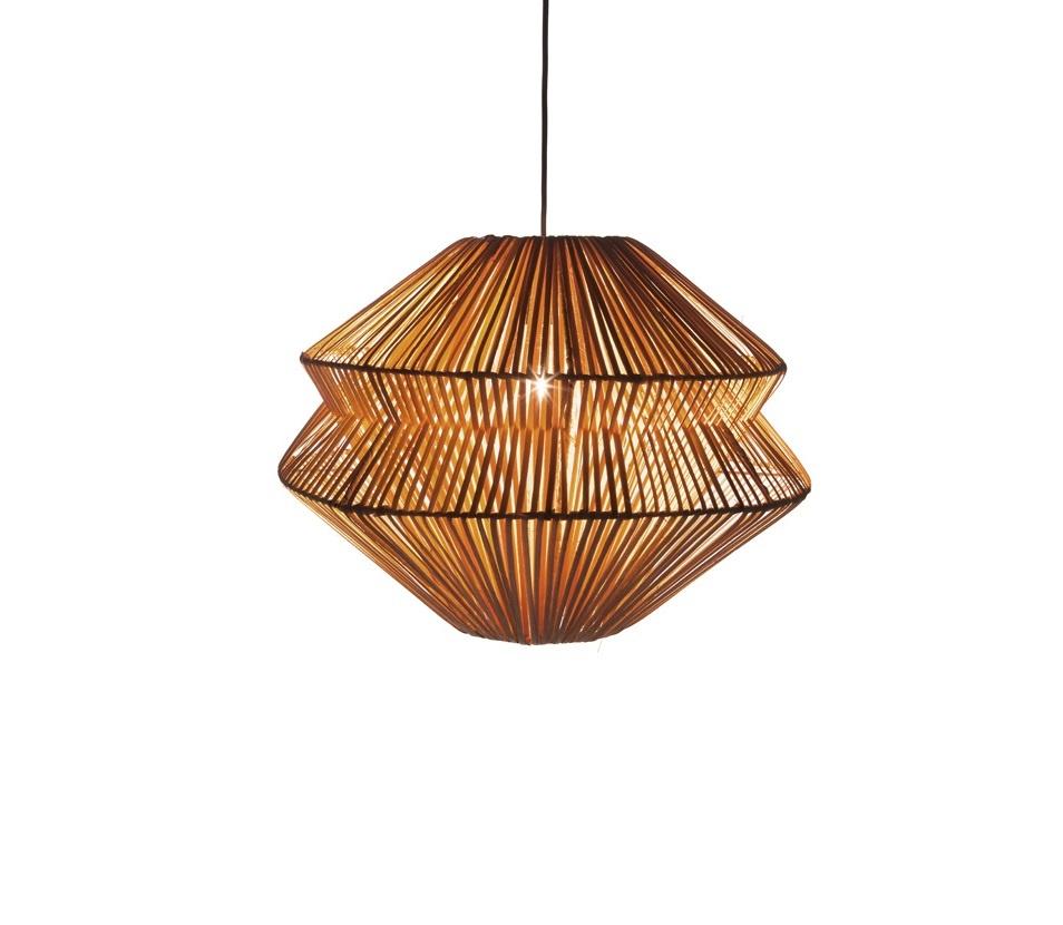 Hanglamp Laut Rotan Naturel 40cm