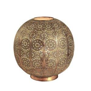 Tafellamp Motivo Antiek Goud  Ø 32cm