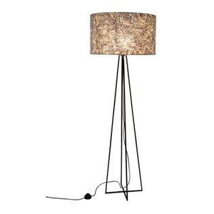 Vloerlamp Capri M Gold 55cm Ø