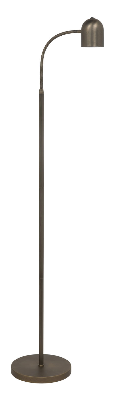 Vloerlamp Umbria Brons Flex LED