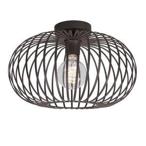 Plafondlamp Bolato Bruin 40cm