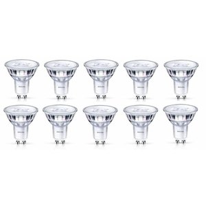 Philips GU10 4.9Watt LED-lamp 10 Stuks