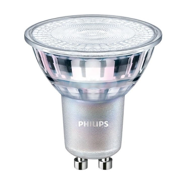 Philips GU10 4.9Watt LED-lamp Dimbaar