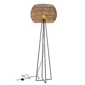 Vloerlamp Madura Rotan 170cm