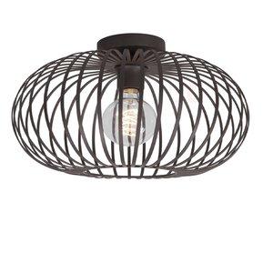 Plafondlamp Bolato Bruin 50cm