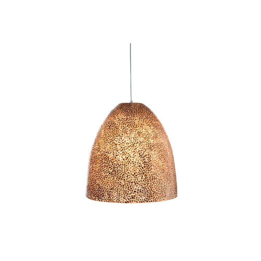 Hanglamp Wangi Gold Bell 44cm �