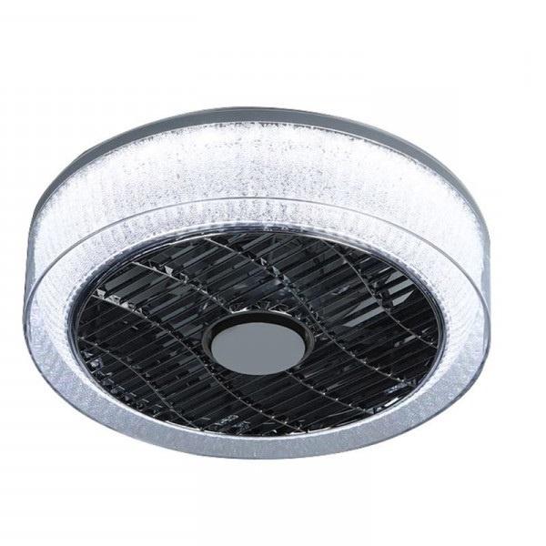 Plafondventilator The Fan no.5 Kristal Led 40cm