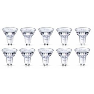 Philips GU10 5Watt LED-lamp  SceneSwitch 10 Stuks