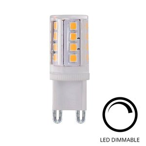 G9 3.5Watt Led Lamp 2700K Dimbaar